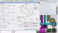专业液压集成块设计软件MDTools当改变集成块大小时阀孔自动连接