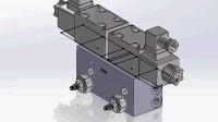 【东岱】专业液压集成块设计软件MDTools可以一键自动完成装配