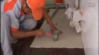 建筑CAD室内现场施工基础视频学习 22-厨房地砖铺贴(下)