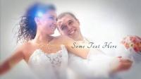 2702 婚礼的时刻AE预告片头 多种色调浪漫婚庆模板 欧美风格A