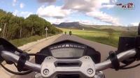 杜卡迪Ducati Hypermotard 骇客 摩托车视频