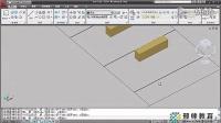 邢帅教育CAD教程电脑桌制作