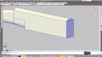 邢帅教育CAD教程AK47的建模