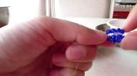 小颜串珠——四叶草戒指