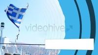 清凉一夏 小清新宣传AE模板 清爽 AE工程源文件 栏目包装宣传