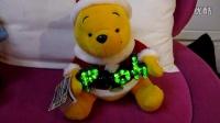圣诞节维尼小熊