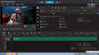 反转视频 倒放视频 让视频从尾到首播放【会声会影X7系列教程】