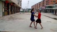蔡桥广场舞(双人恰恰舞)