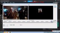 给视频局部打动态跟踪马赛克 隐藏人头像【会声会影X7系列教程】