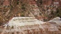 视频: 极限狂人坠山速降赛 峡谷空翻震撼全场