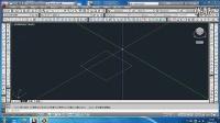 2014最新cad教程CAD三维建模-骰子第一节【共5节】