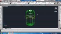 2014最新cad教程CAD三维建模实例-城市垃圾桶第二节【共2节】-2