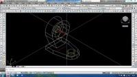 2014最新cad教程CAD三维建模实例(十一)-3