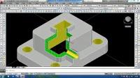 2014最新cad教程CAD三维建模实例(十三)-5
