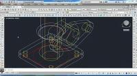 2014最新cad教程CAD三维建模实例(卅十)-4