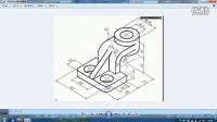 2014最新cad教程CAD三维建模实例(三)上-2