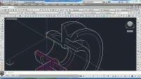 2014最新cad教程CAD三维建模实例(廿五)-3