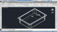 2014最新cad教程CAD三维建模实例(廿八)-2