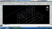 2014最新cad教程CAD三维建模实例(十七)