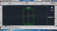 2014最新cad教程CAD三维建模实例-城市垃圾桶第二节【共2节】