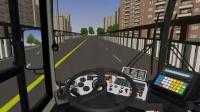 巴士模拟【长�笆�2.3】B1线路(南湾总站-海滨酒店)