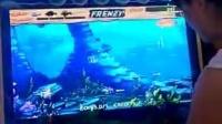 史可威【吃鱼机2代】大鱼吃小鱼2014最新款亲子游艺机大型游戏机