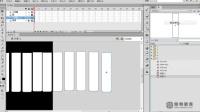 flash基础教学视频入门学习:钢琴按钮制作