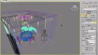 029.3dsmax2012,2013建模教程:中式餐厅柔和灯光表现