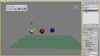 036.3dsmax2012,2013建模教程:制作弹力球动力学刚体动画