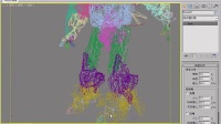 056.3ds max2012(2013适用)中文建模教程:为变形金刚创建骨骼