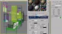067.3ds max2012(2013适用)中文建模教程:酒吧室内灯光表现