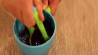 宝宝辅食—— 蓝莓南瓜泥的做法