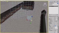 077.3ds max2012(2013适用)中文建模教程:测试vray物理像机的渐晕