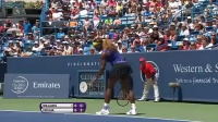 2014 Cincinnati R2 Samantha Stosur vs Serena Williams