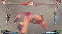 USF4 - Chun Li 《Vivi》 vs Juri 《hanashima106》
