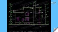 三层豪华古典独栋别墅设计图纸