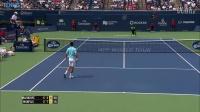 网球王子真人版 球王德约科维奇VS孟菲尔斯逗比击球