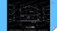 二层乡村别墅外观效果图 农村建房设计图纸