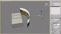 174.3ds Max2012(2013)中文建模教程:用目标平行光制作卧室日光