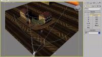 183.3ds Max2012(2013)中文建模教程:用路径约束制作摄影机动画