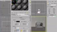 208.3ds Max2012(2013)中文建模教程:用平铺贴图制作地砖材质