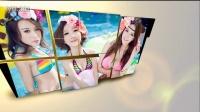 【小默制作】美女系列04:F90美女天团性感泳装照