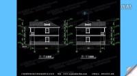 二层别墅设计效果图 农村别墅户型图