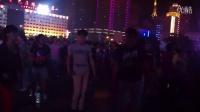 内蒙古呼和浩特广场激情舞