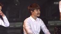 140818 三星GALAXY音乐节EXO D.O.说私下最爱和成员们打台球