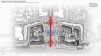 杭州师范大学仓前校区主入口及该入口综合体方案设计