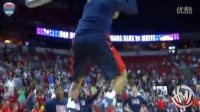 NBA篮球最萌的胯下三分 斯蒂芬库里大秀神运球