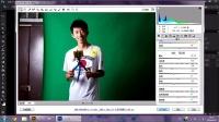 [PS]拾年忆刻摄影社-使用Photoshop和Recomposit进行绿幕抠图