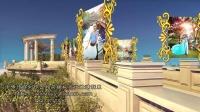 3D05-全高清婚礼3D电子相册AE模板-你是我的天使