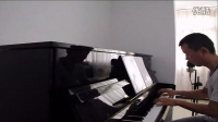 挥着翅膀的女孩   钢琴弹奏  杨猛